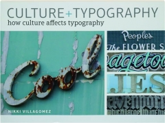 CULTURE + TYPOGRAPHY: How Culture Affects Typography