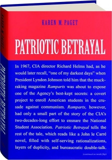 PATRIOTIC BETRAYAL