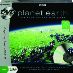 PLANET EARTH: The Interactive DVD Game