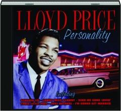 LLOYD PRICE: Personality