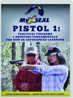 PISTOL 1: Practical Firearms & Shooting Fundamentals for New or Experienced Learners
