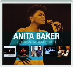 ANITA BAKER: Original Album Series