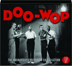 DOO-WOP: The Absolutely Essential 3 CD Collection