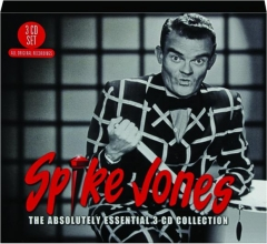 SPIKE JONES: The Absolutely Essential 3 CD Collection