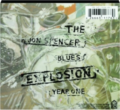 THE JON SPENCER BLUES EXPLOSION: Year One