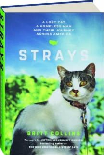 STRAYS: A Lost Cat, a Homeless Man, and Their Journey Across America