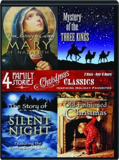 CHRISTMAS CLASSICS: 4 Family Stories
