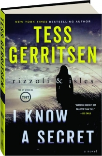 RIZZOLI & ISLES--I KNOW A SECRET