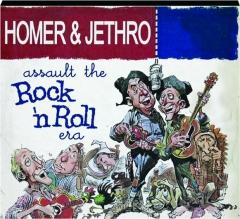HOMER & JETHRO ASSAULT THE ROCK 'N ROLL ERA