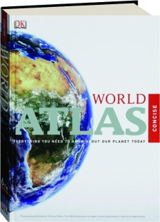 CONCISE WORLD ATLAS, 6TH EDITION