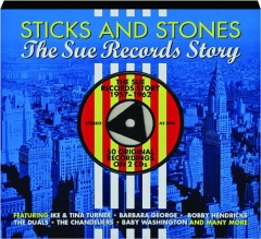 STICKS AND STONES: The Sue Records Story