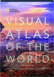 <I>NATIONAL GEOGRAPHIC</I> VISUAL ATLAS OF THE WORLD, SECOND EDITION