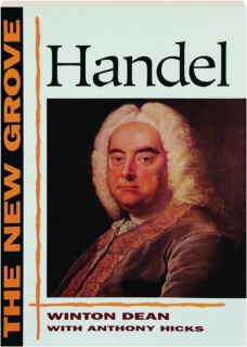 HANDEL: The New Grove