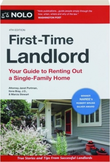 FIRST-TIME LANDLORD, 4TH EDITION