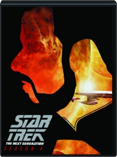 <I>STAR TREK</I>--THE NEXT GENERATION: Season 4