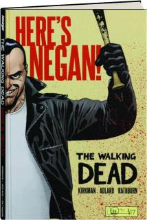 HERE'S NEGAN! <I>The Walking Dead</I>