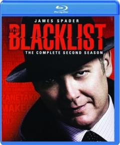 THE BLACKLIST: The Complete Second Season