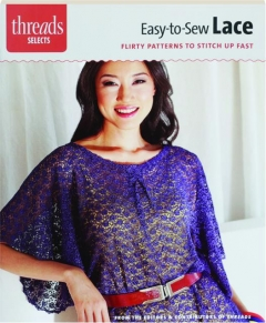EASY-TO-SEW LACE: Threads Selects