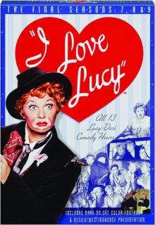 I LOVE LUCY: The Final Seasons--7, 8 & 9