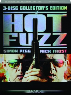 HOT FUZZ: 3-Disc Collector's Edition