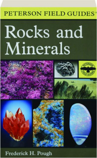ROCKS AND MINERALS, FIFTH EDITION: Peterson Field Guides
