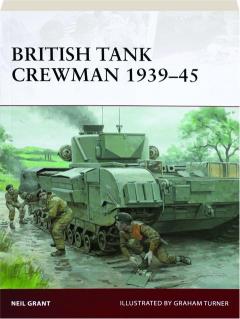 BRITISH TANK CREWMAN 1939-45: Warrior 183