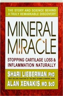 MINERAL MIRACLE: Stopping Cartilage Loss & Inflammation Naturally