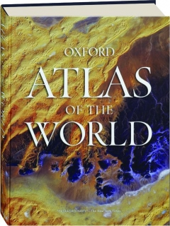OXFORD ATLAS OF THE WORLD, TWENTY-SECOND EDITION