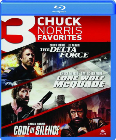 THE DELTA FORCE / LONE WOLF MCQUADE / CODE OF SILENCE