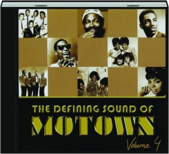 THE DEFINING SOUND OF MOTOWN, VOLUME 4