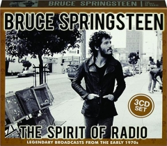 BRUCE SPRINGSTEEN: The Spirit of Radio