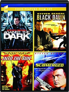 AGAINST THE DARK / BLACK DAWN / INTO THE SUN / SUBMERGED
