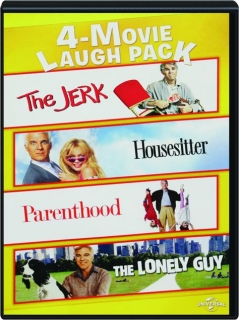 THE JERK / HOUSESITTER / PARENTHOOD / THE LONELY GUY