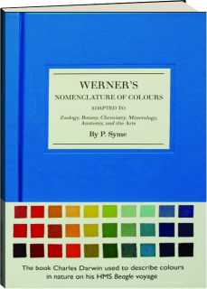WERNER'S NOMENCLATURE OF COLOURS, SECOND EDITION