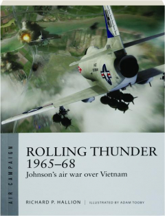 ROLLING THUNDER 1965-68: Air Campaign 3