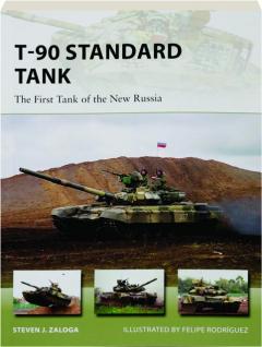 T-90 STANDARD TANK: New Vanguard 255