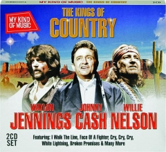 THE KINGS OF COUNTRY: My Kind of Music