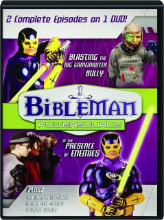 BIBLEMAN: Blasting the Big Gamemaster Bully / In the Presence of Enemies