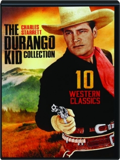 THE DURANGO KID COLLECTION: 10 Western Classics