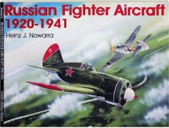 RUSSIAN FIGHTER AIRCRAFT 1920-1941