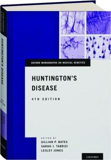 HUNTINGTON'S DISEASE, 4TH EDITION