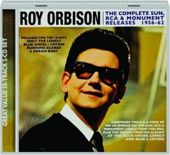 ROY ORBISON: The Complete Sun, RCA & Monument Releases 1956-62