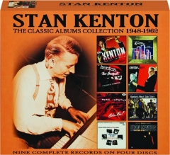 STAN KENTON: The Classic Albums Collection 1948-1962