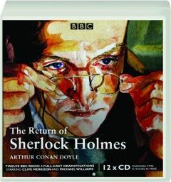 THE RETURN OF SHERLOCK HOLMES: Twelve BBC Radio 4 Full-Cast Dramatisations
