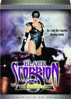 BLACK SCORPION: The Television Series
