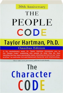 THE PEOPLE CODE / THE CHARACTER CODE, 30TH ANNIVERSARY