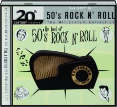 THE BEST OF 50'S ROCK N' ROLL