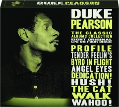 DUKE PEARSON: The Classic Albums Collection