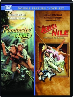ROMANCING THE STONE / THE JEWEL OF THE NILE