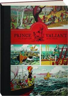 PRINCE VALIANT, VOL. 16, 1967-1968